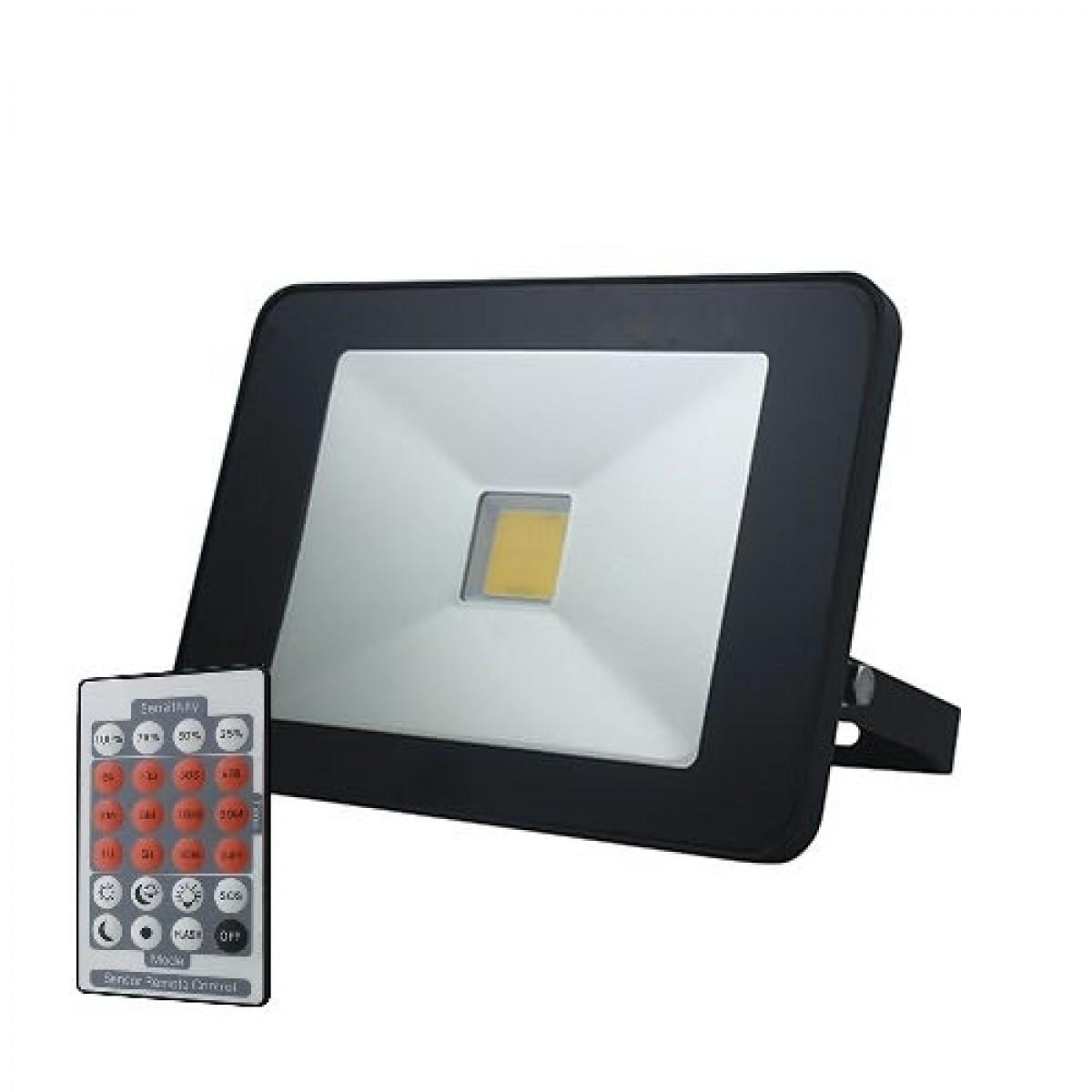 Blue Electric Slimline LED lampe 30W-31