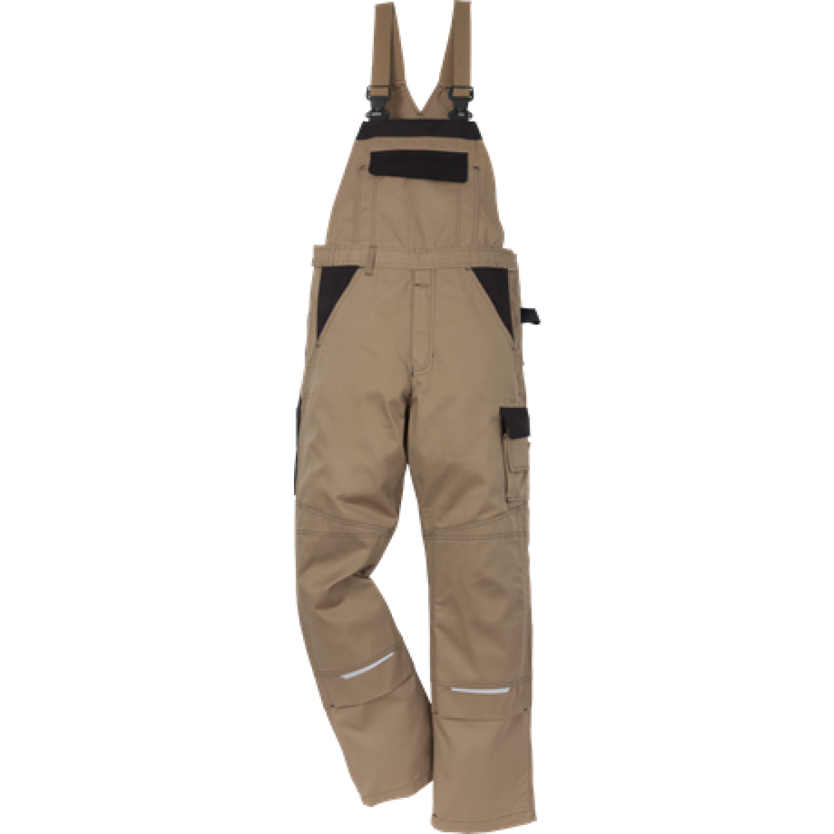 Kansas Icon Overalls Khaki/Sort-32