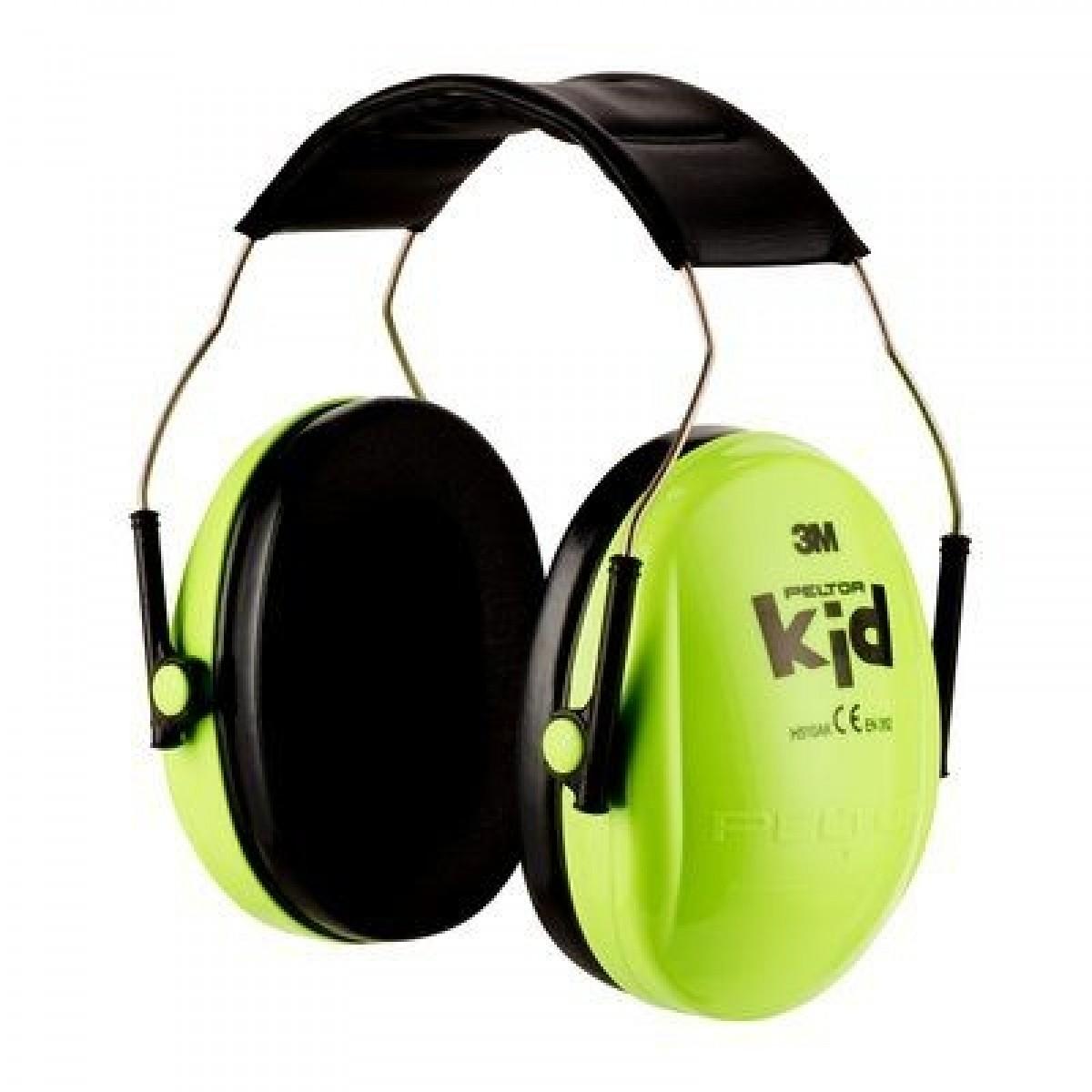 Høreværn til børn-Lysegrøn-32