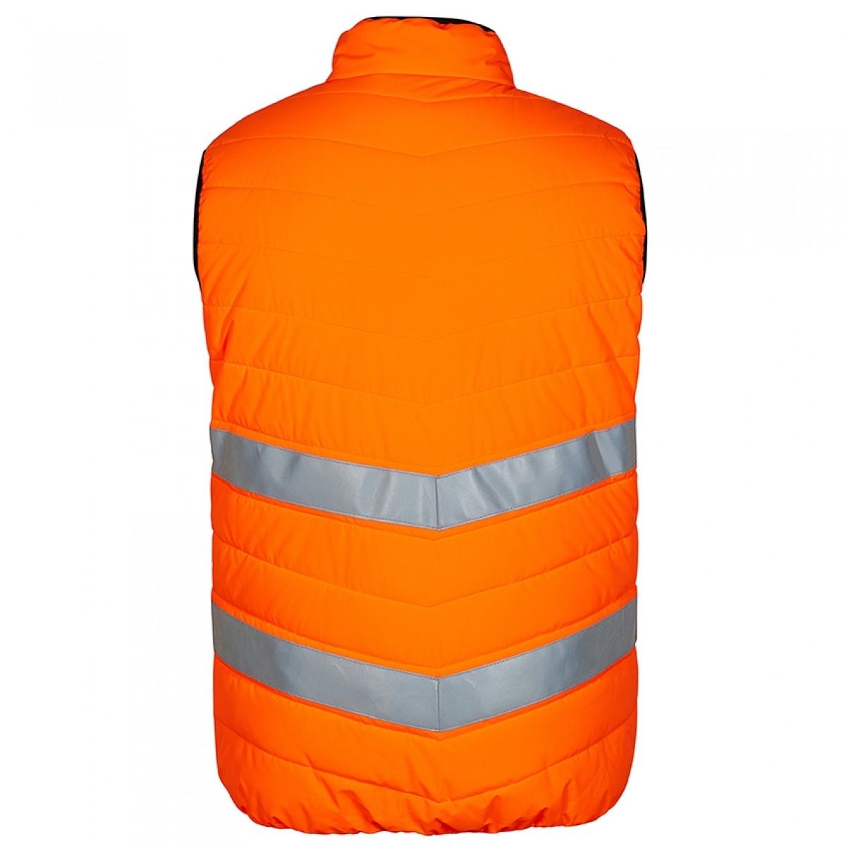 F Engel Quiltet Safety Vest-32