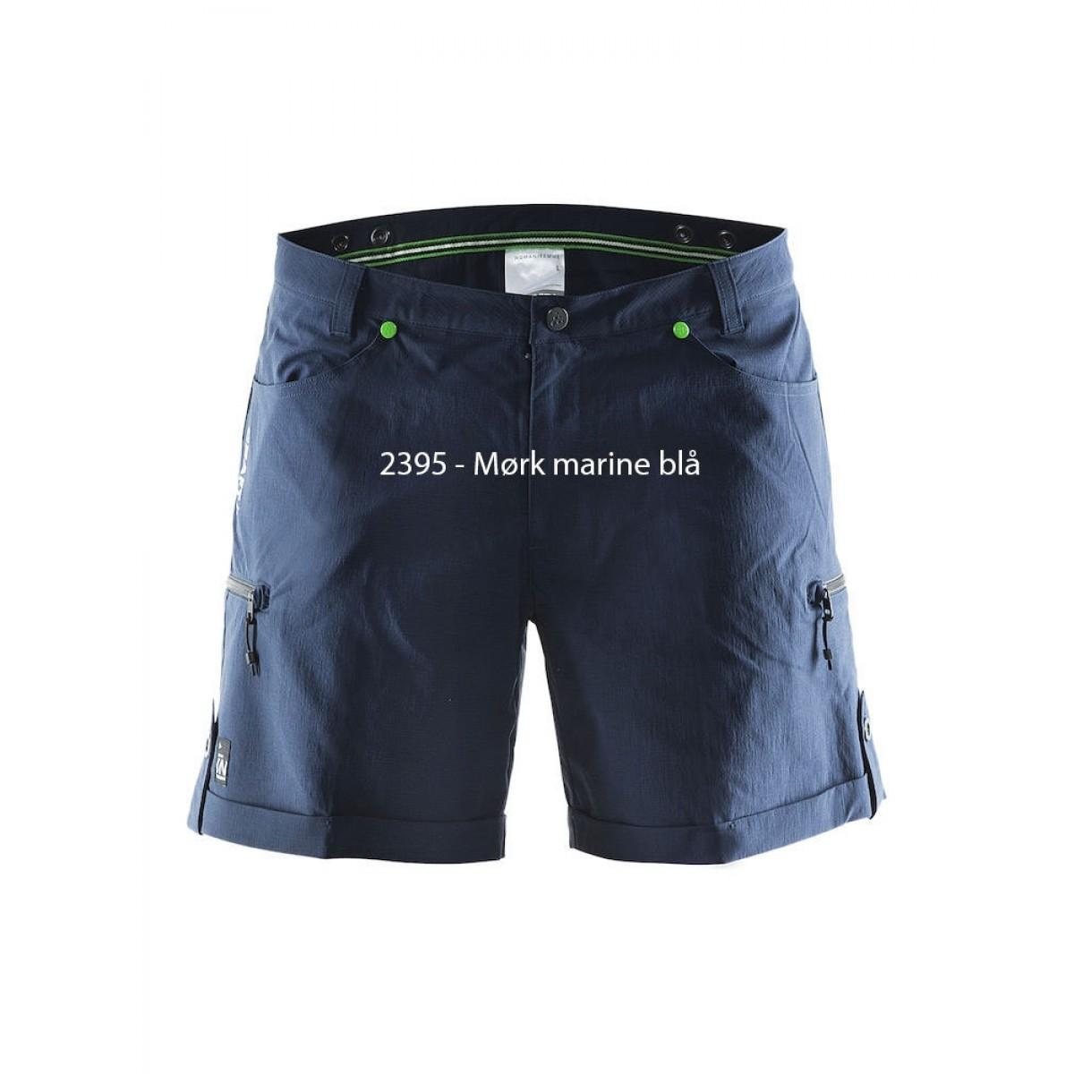 2395 - Mørk marine blå