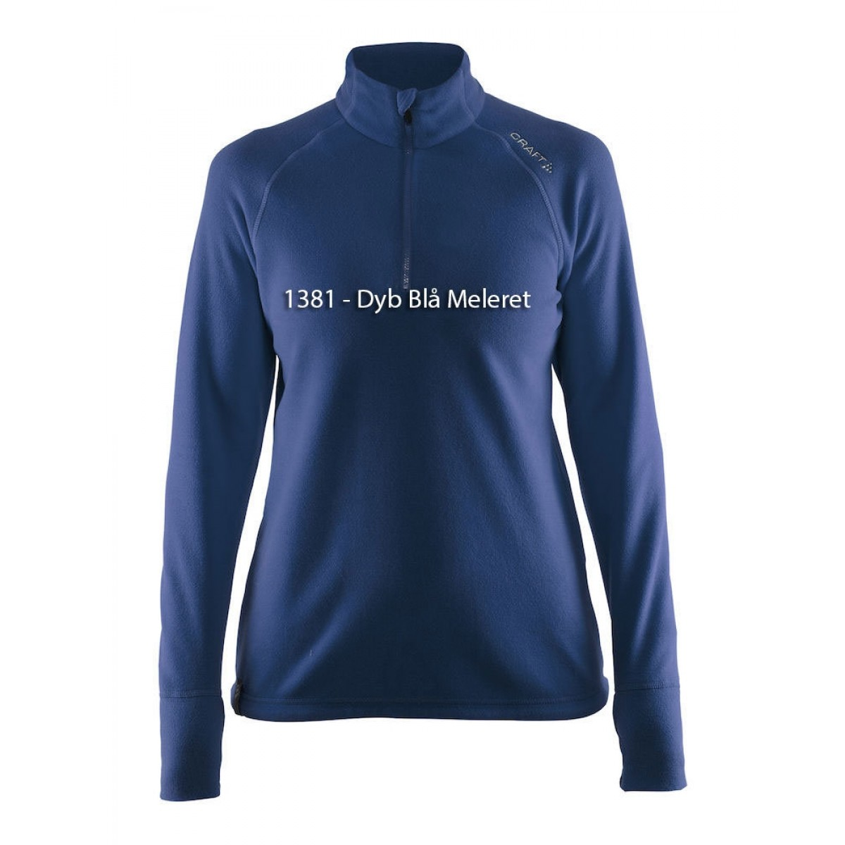 1381 - Dyb Blå Meleret