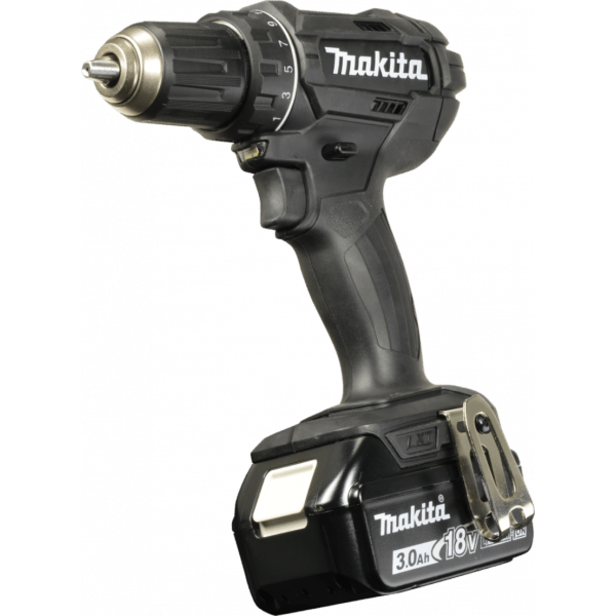 Makita DDF482RFEB Bore-/skruemaskine 18V 3,0Ah-31