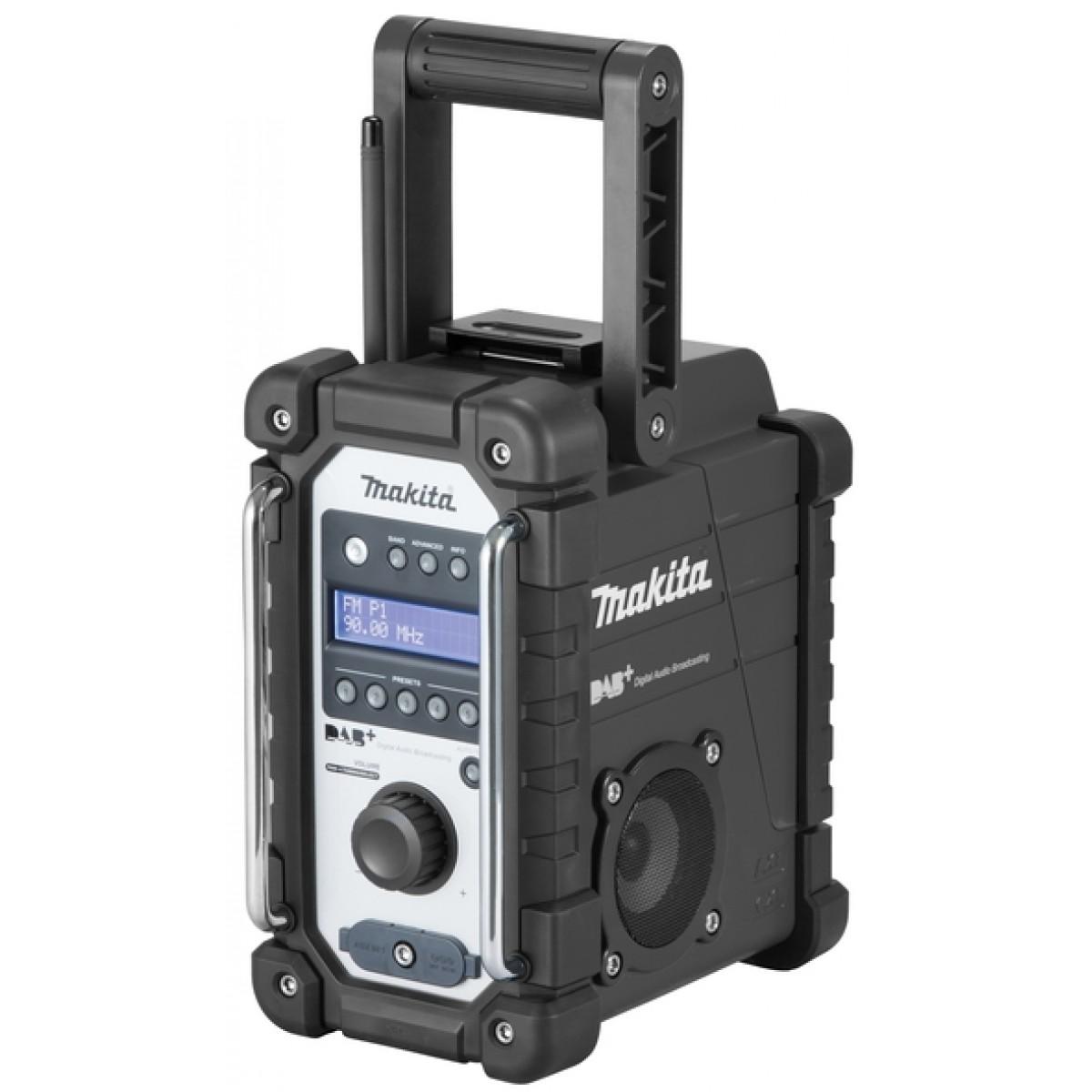 Makita DAB+ arbejdsradio-32