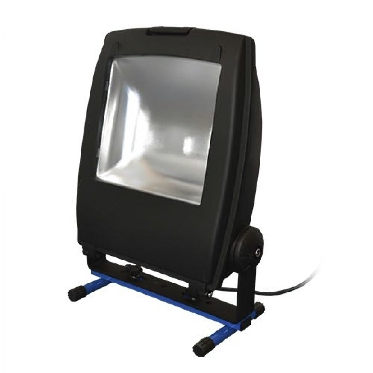 Blue Electric Led lampe 100W-31