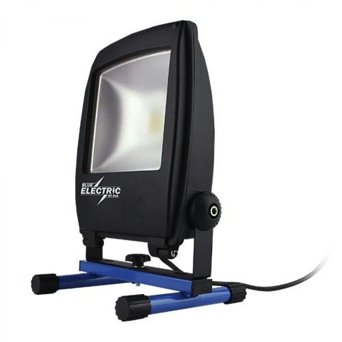 Blue Electric Led lampe 30W-32