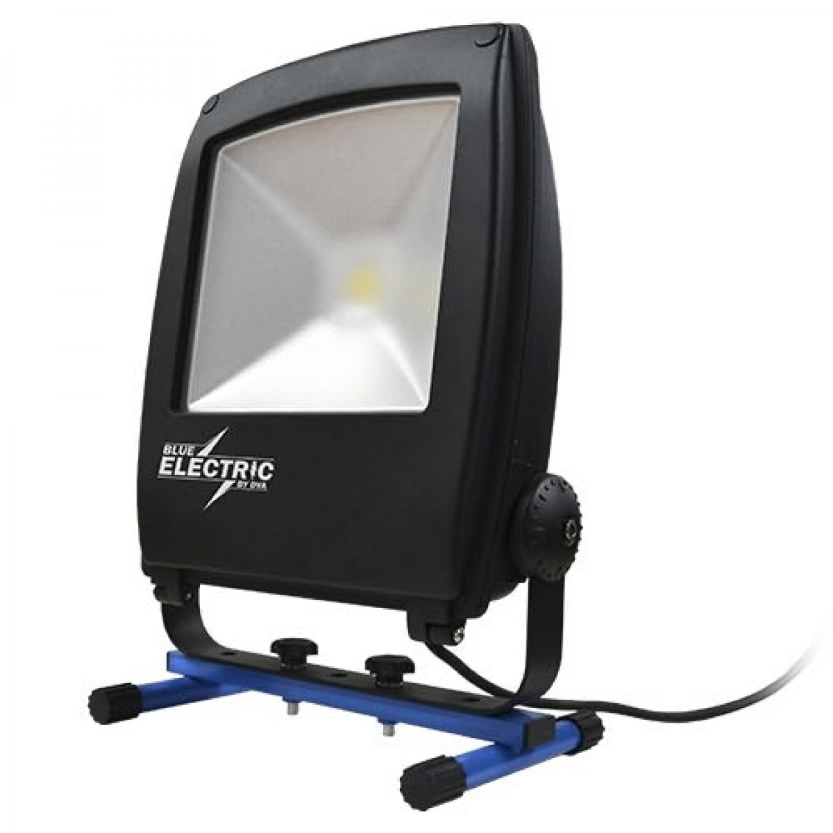 Blue Electric Led lampe 50W-31