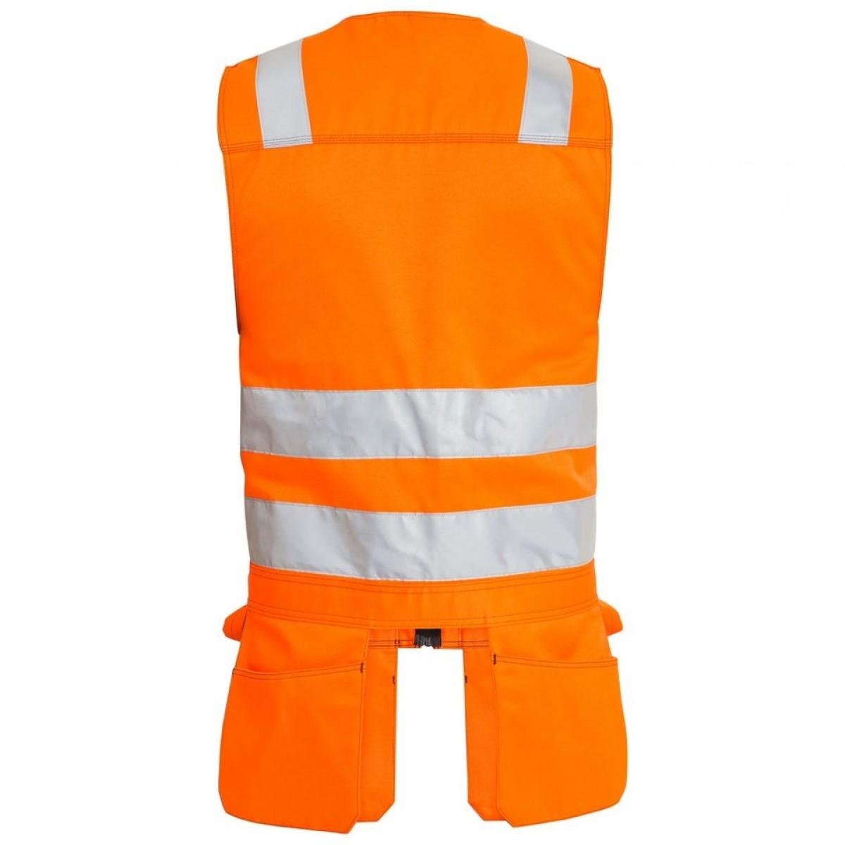 4f4a410e ... F. Engel Håndværkervest Safety EN ISO 20471-01