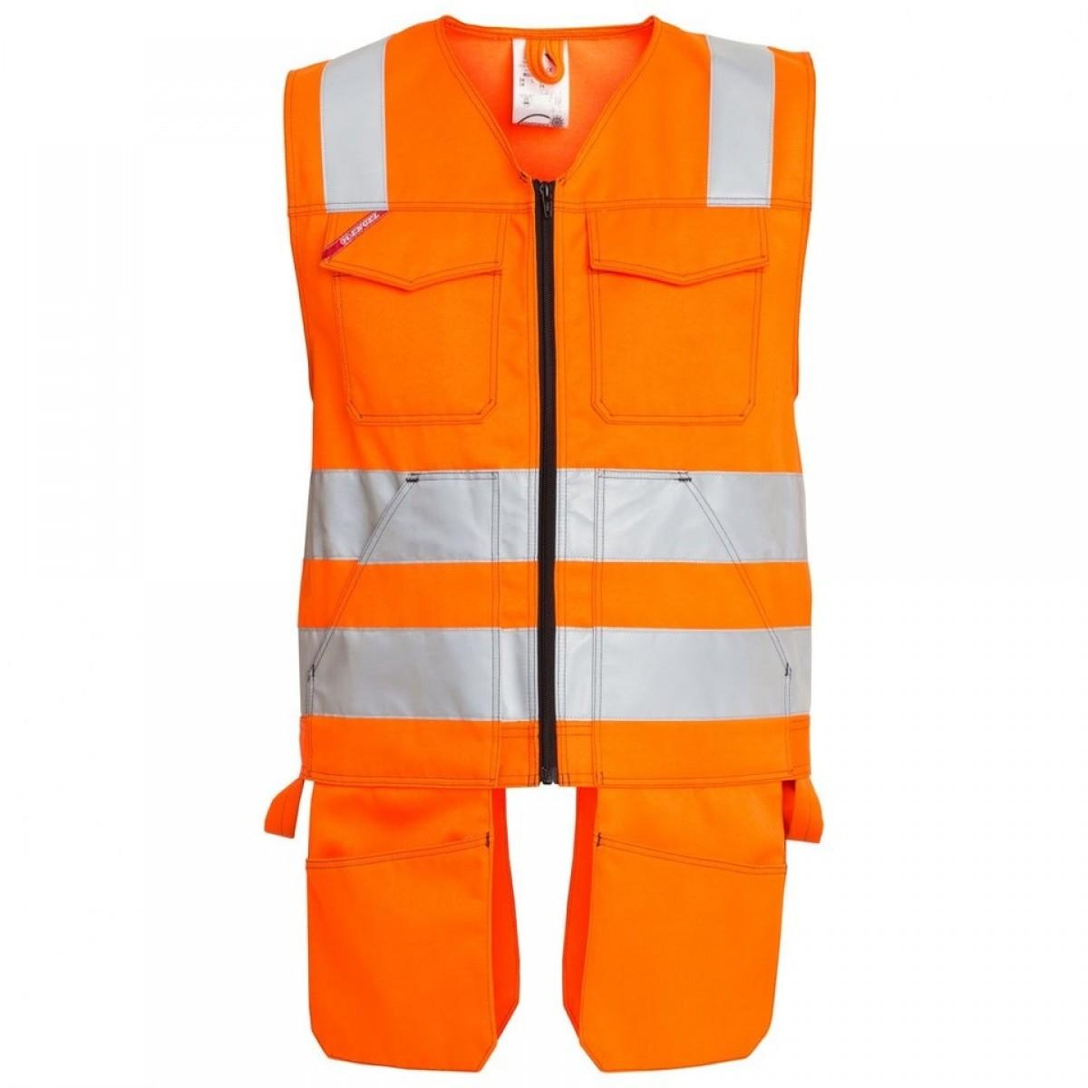 2af7b09a F. Engel Håndværkervest Safety EN ISO 20471-01 ...