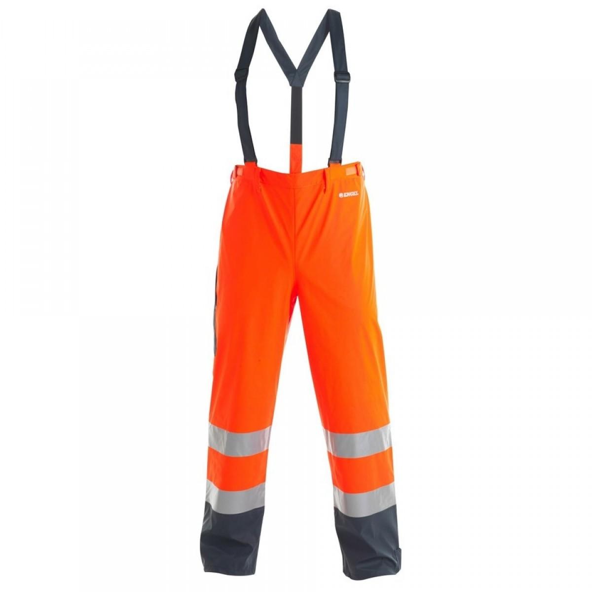 F. Engel Safety EN 20471 Regnbuks-34