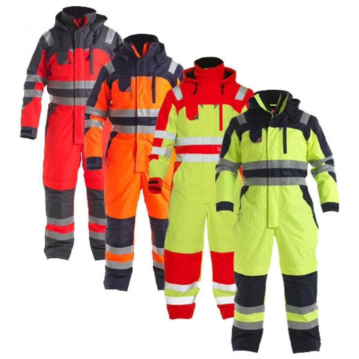 F. Engel Termokedeldragt Safety EN ISO 20471-31