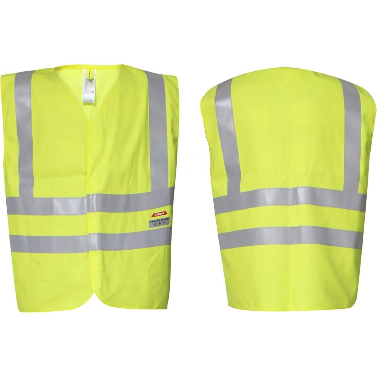 F. Engel Vest Safety+EN ISO 20471-31