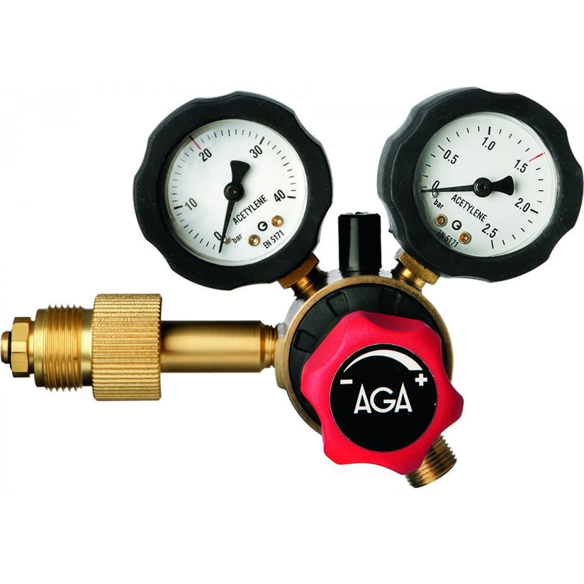 AGA Gas regulator Fixicontrol-31