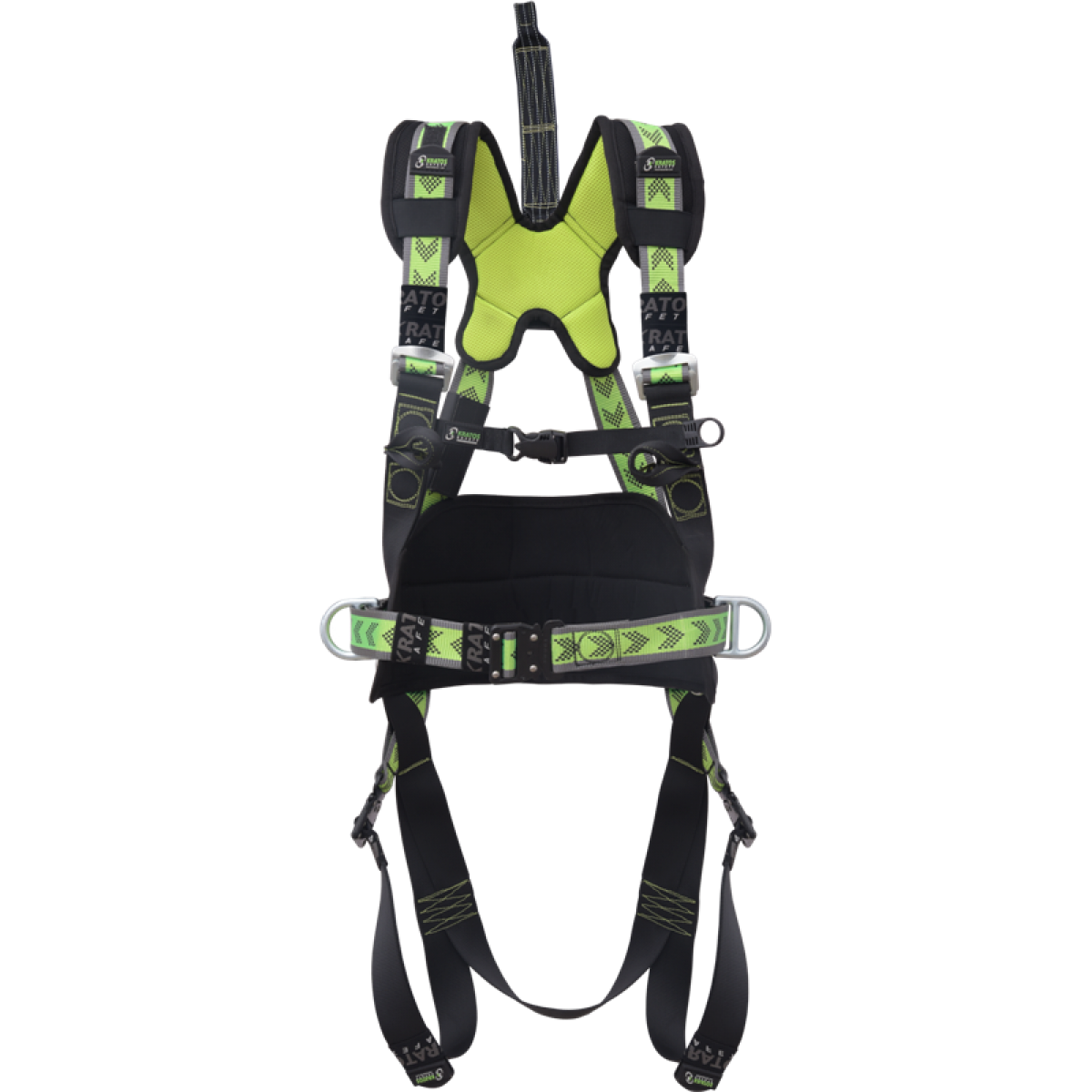 Helsele med støttebælte og ekstra polstring ved ryg-34