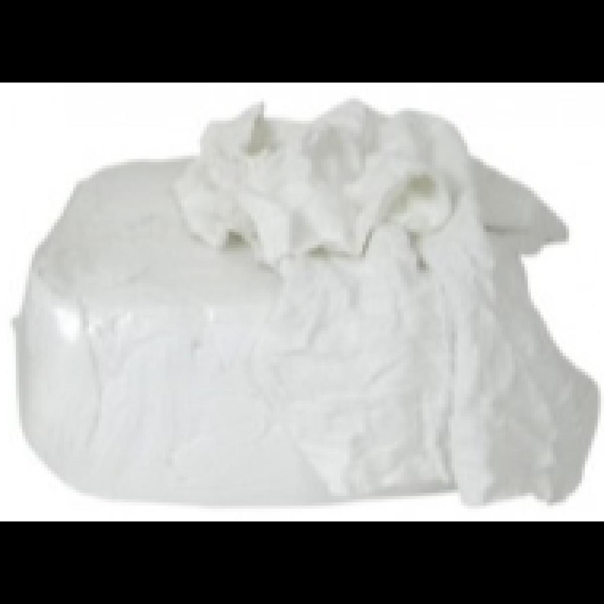 Hvide Frotté klude-31