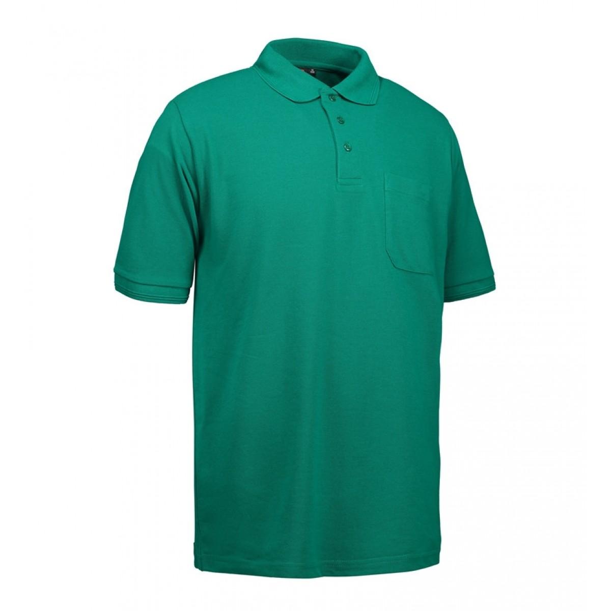 Klassisk Poloshirt-32