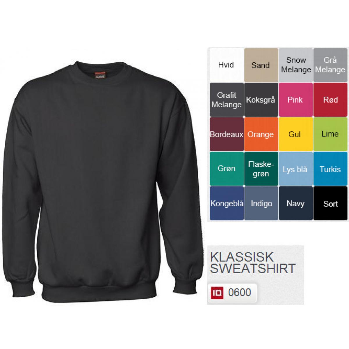 ID Klassisk sweatshirt-31