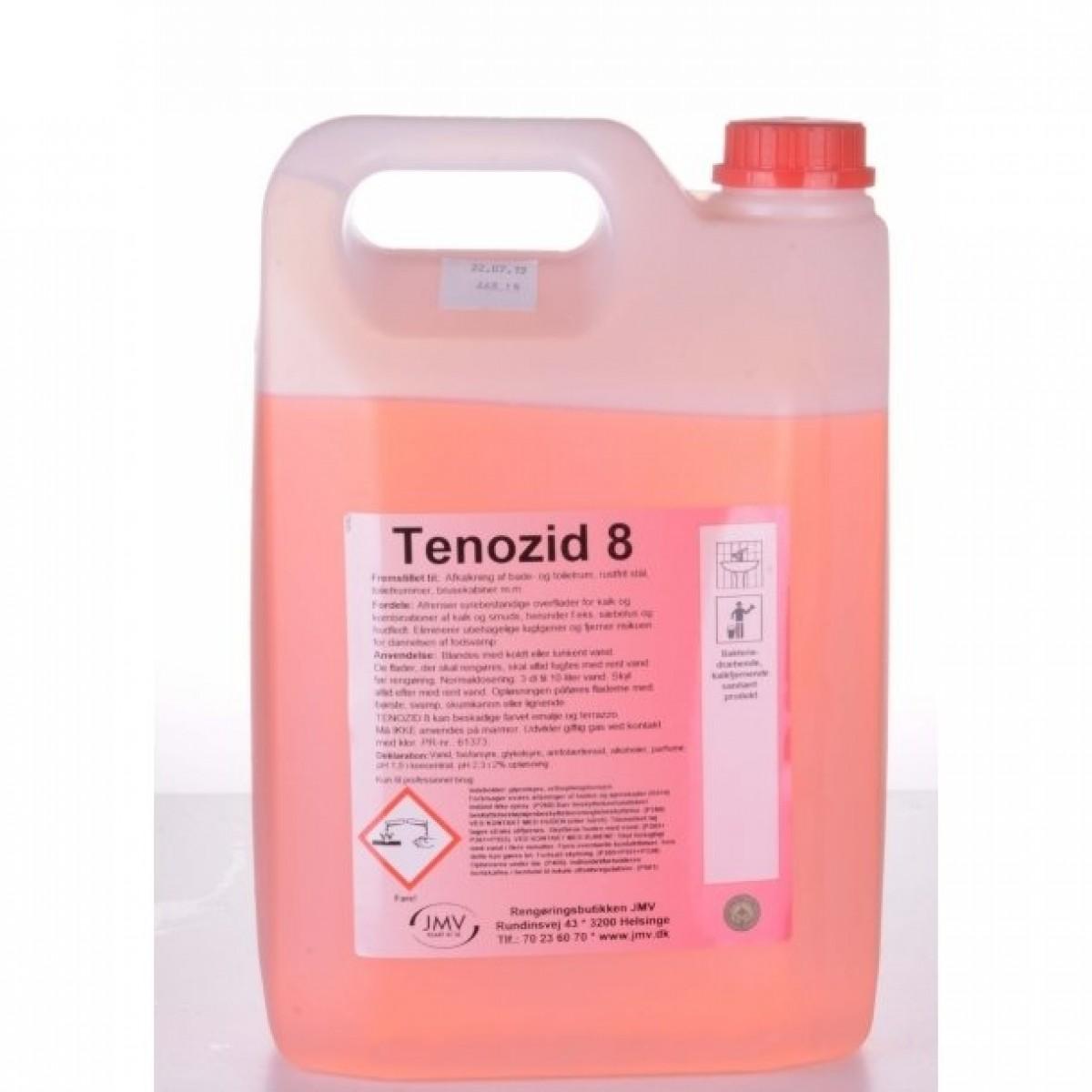 Iduna Tenozid 8 afkalker 5L-31
