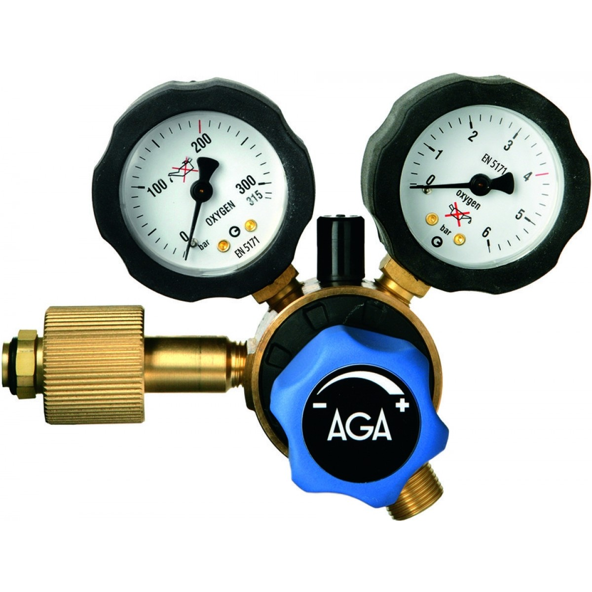 AGA Ilt regulator Fixicontrol-31