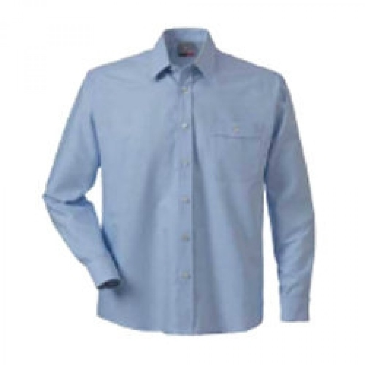 Kansas Match Oxford skjorte-31