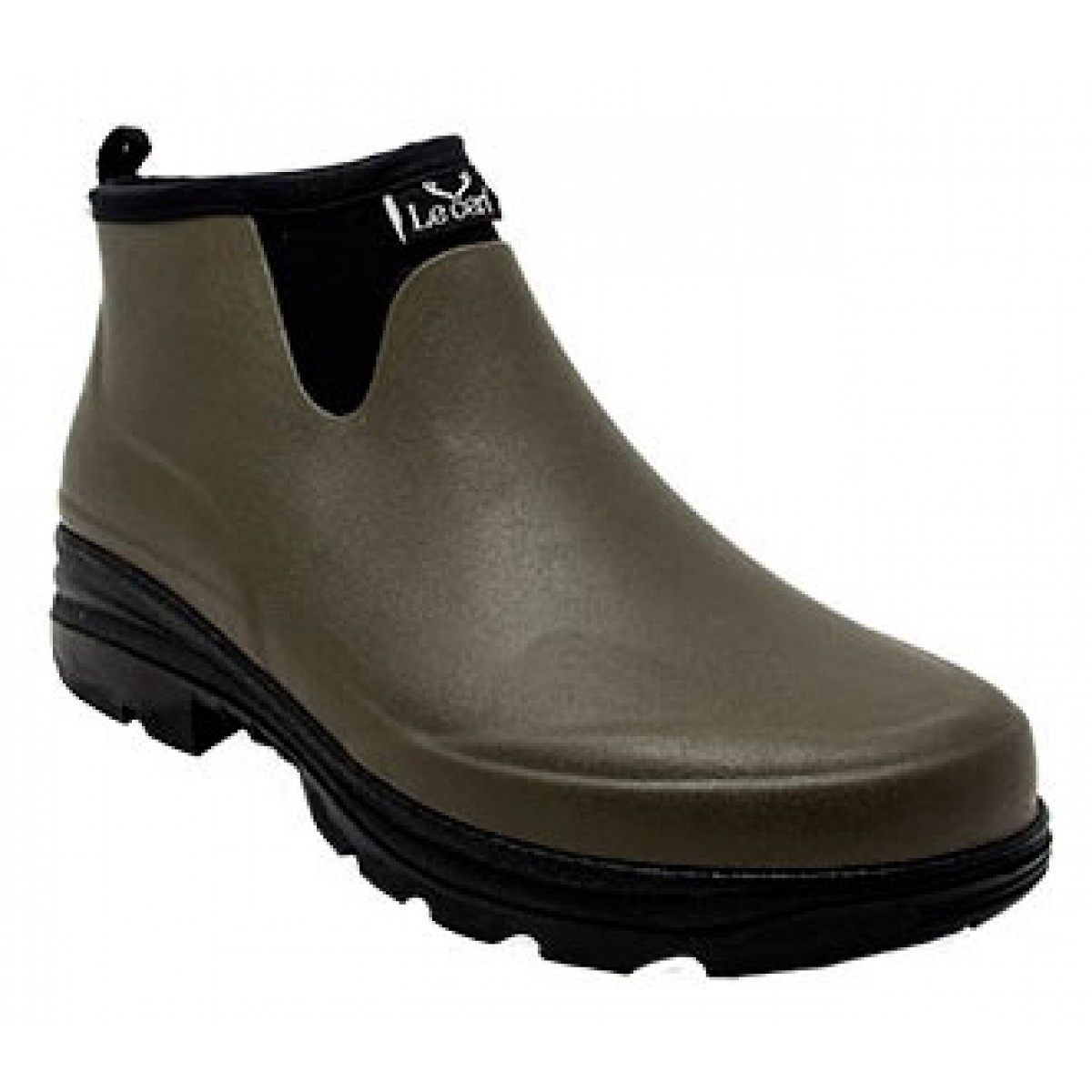 Le Cerf kort gummistøvle-31