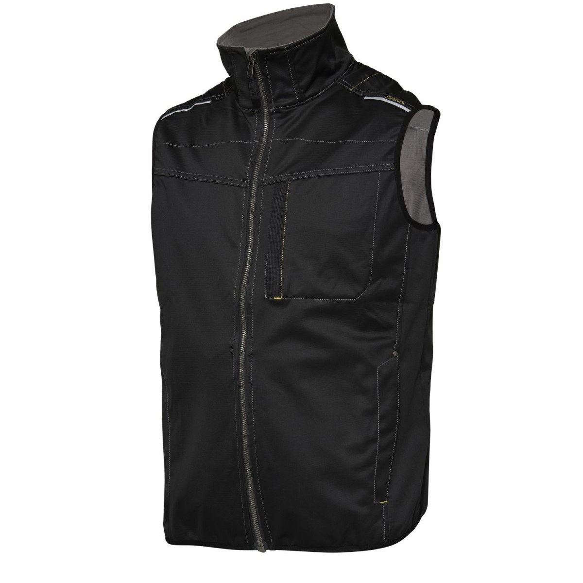 F. Engel Tech Zone Softshell Vest-33