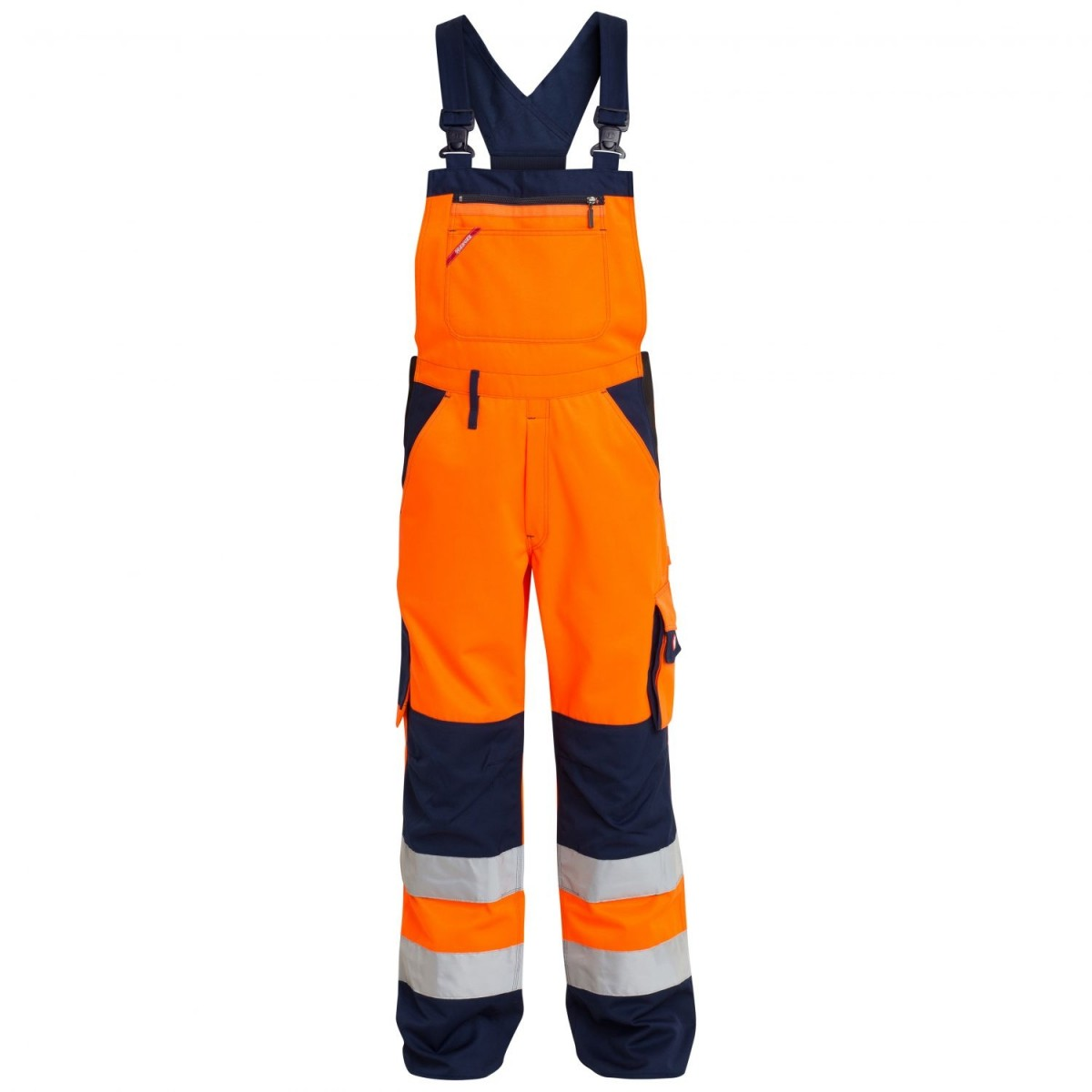 F. Engel Safety EN 20471 Light Overall med elastik-32