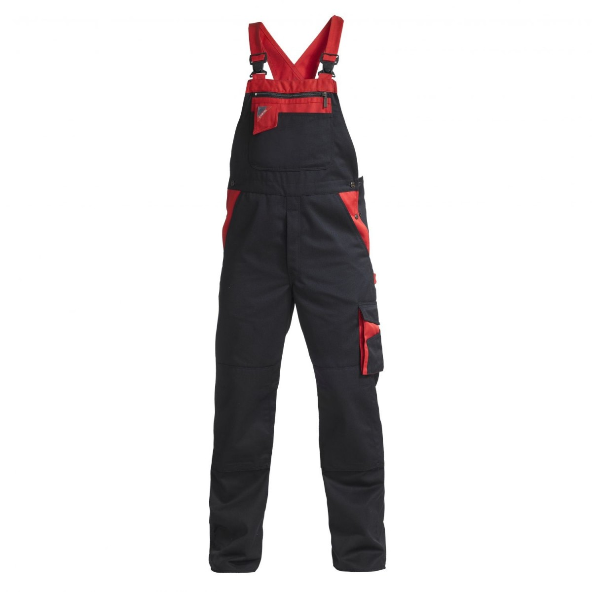 F. Engel Enterprise overalls Sort/Rød-36