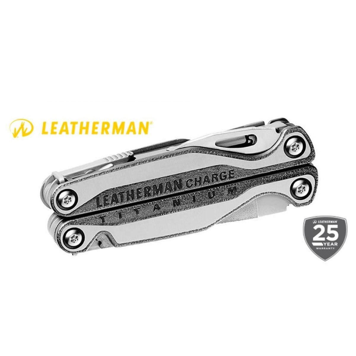 Leatherman multiool Charge TTi-31