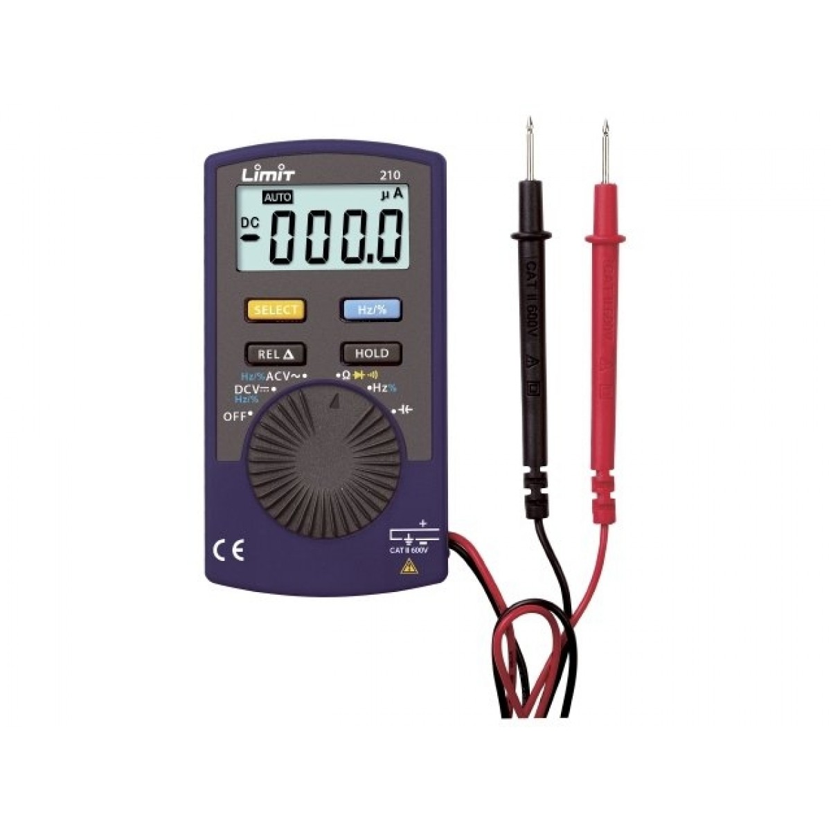 Limit Multimeter Mini 210-31