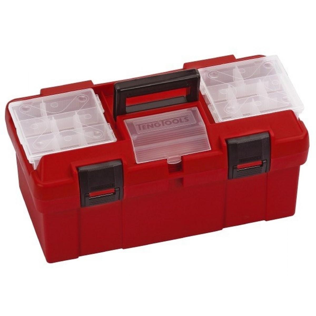 Luna Værktøjskasse Plast-31