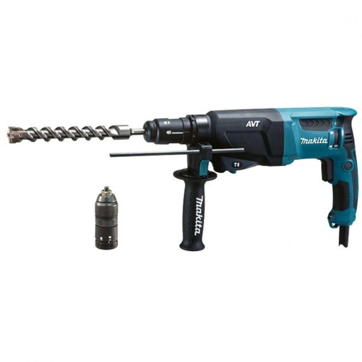 Makita borehammer SDS HR2631FTJ-31