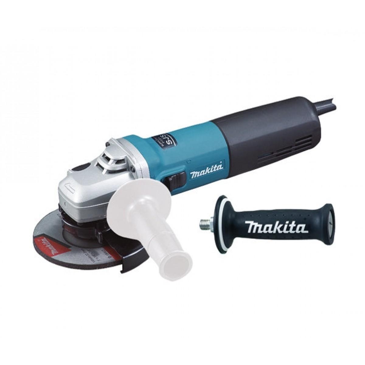 Makita vinkelsliber Ø125mm - 1400W - 9565CVR