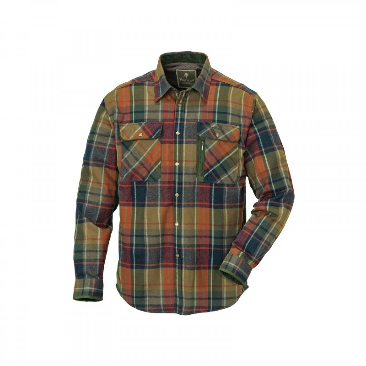 Pinewood Cornwall Flanell Skjorte-31