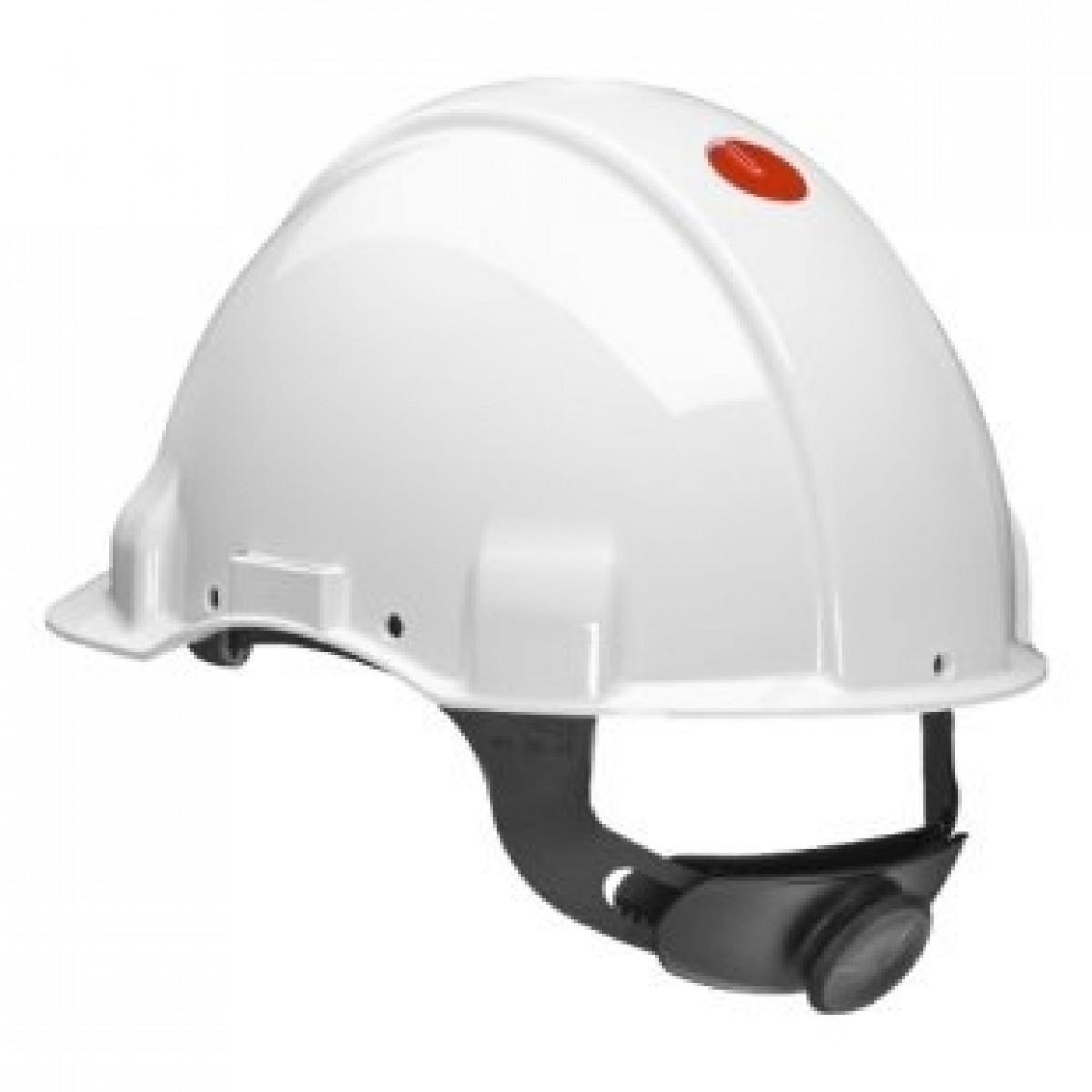 Sikkerhedshjelm PELTOR hvid-31