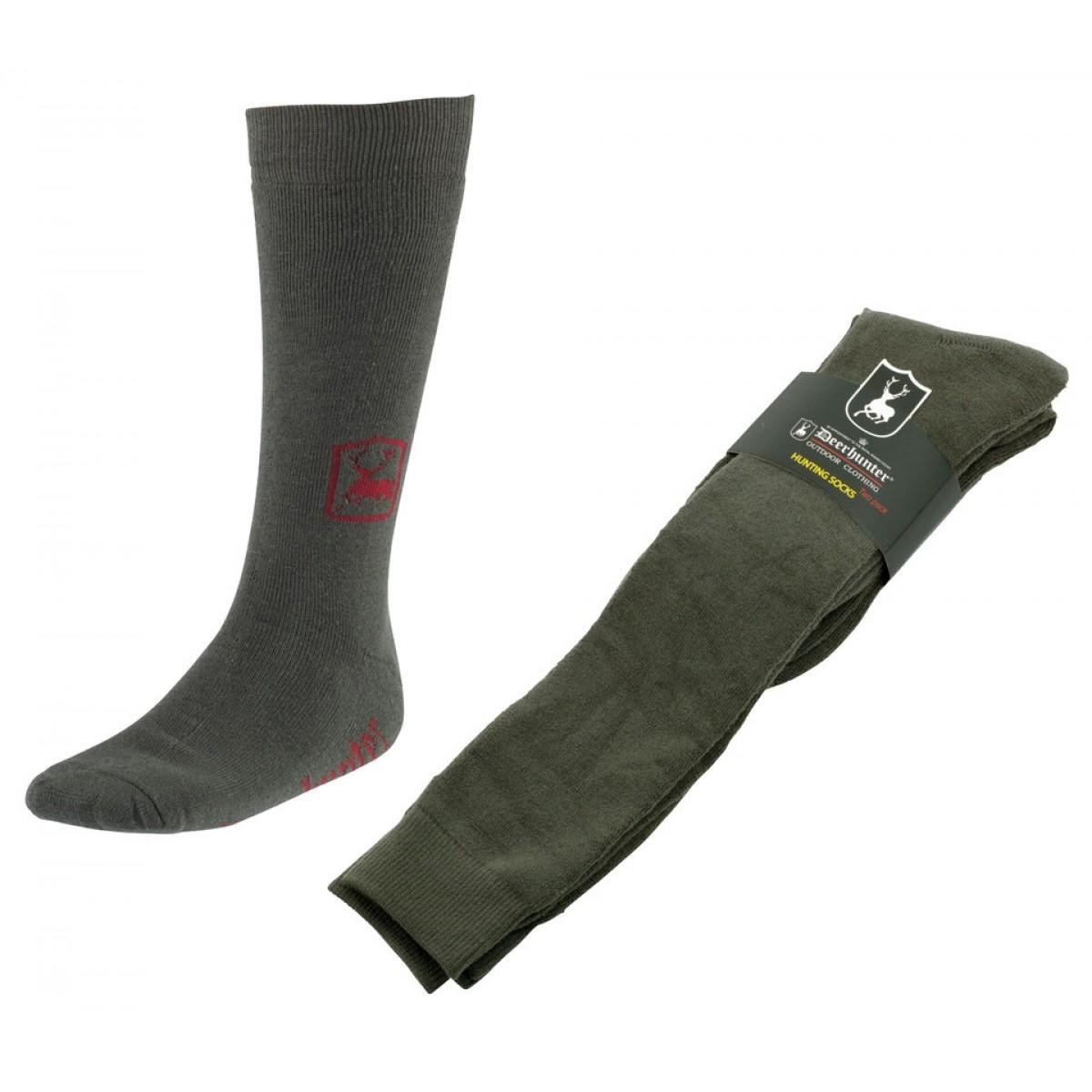 Sokker 2-Pak, Lang 45 cm-31