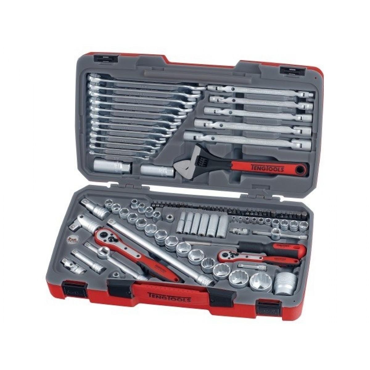 Teng Tools værktøjssæt 106 dele-31