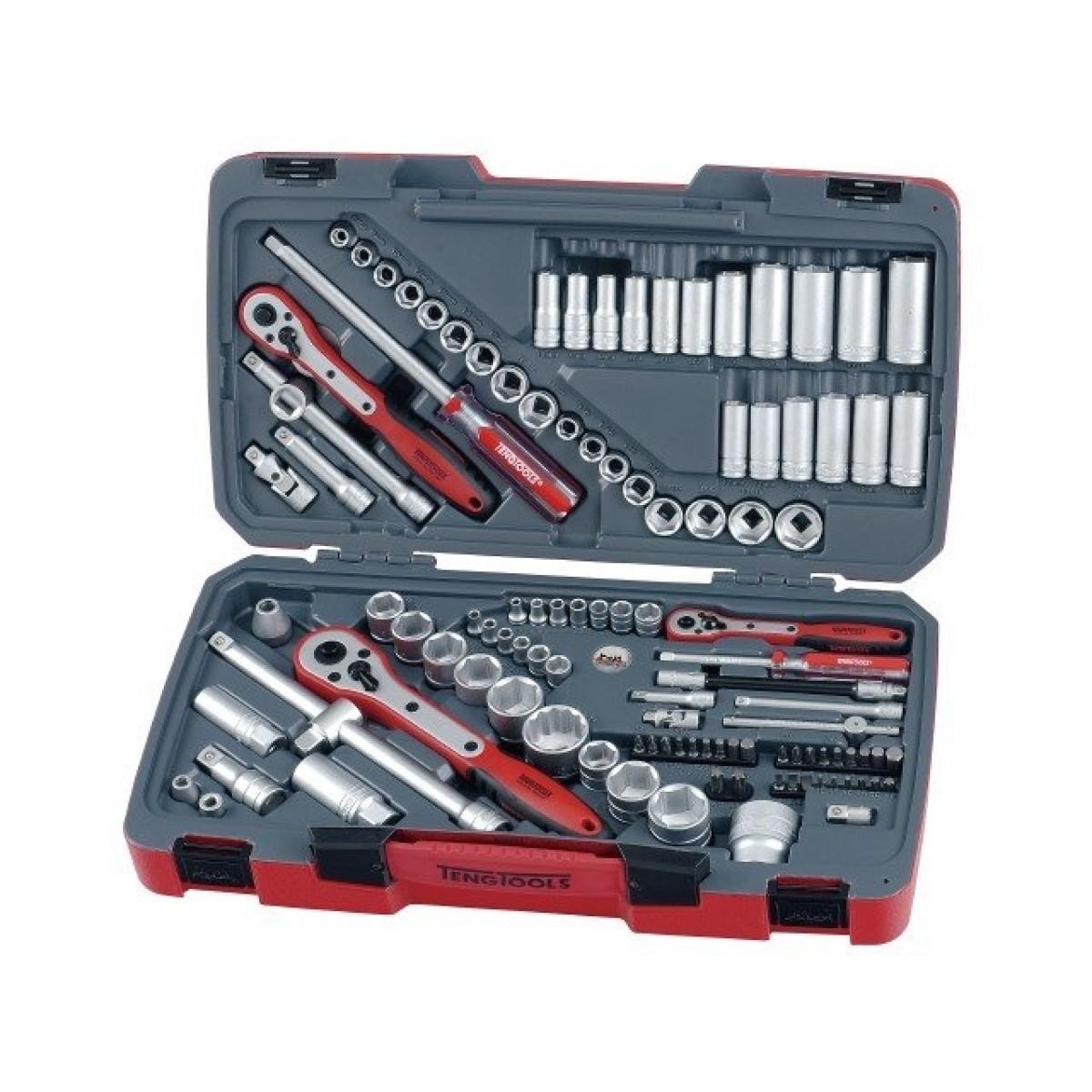 Teng Tools værktøjssæt 111dele-31