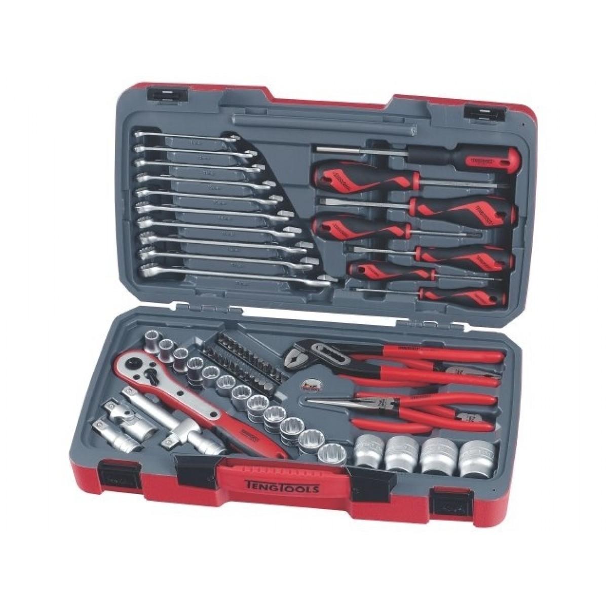 Teng Tools værktøjssæt 68 dele-31