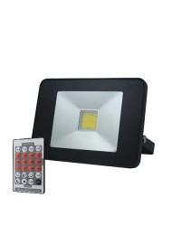 Blue Electric Slimline LED lampe 20W-20