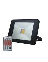 Blue Electric Slimline LED lampe 30W-20
