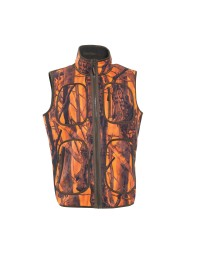 Gamekeeper Bonded Fleece Vest-20