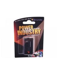 Grunda Power Batteri 1 stk alkaline 9V-20