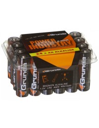 Grunda Power Batteri 24 stk Alkaline AA-20