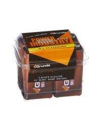 Grunda Power Batteri 4 stk 9V alkaline-20