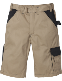 Kansas Icon arbejdsshorts Khaki/Sort-20
