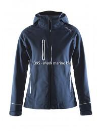 1395 - Mørk marine blå