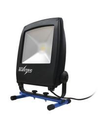 Blue Electric Led lampe 50W-20