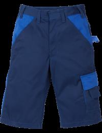 Kansas Icon arbejdsshorts Marine/Kongeblå-20