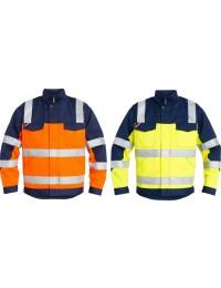 FE Engel Light Jakke Safety EN ISO 20471-20